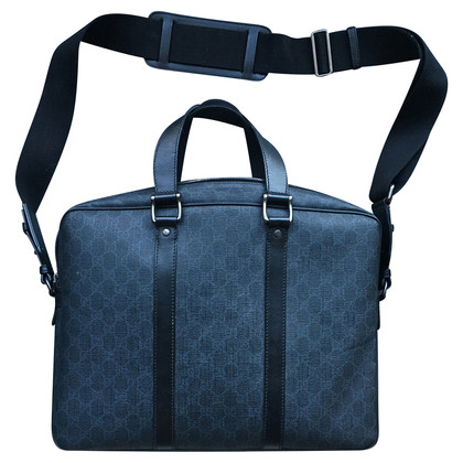 Gucci Handbag embossed Guccissima