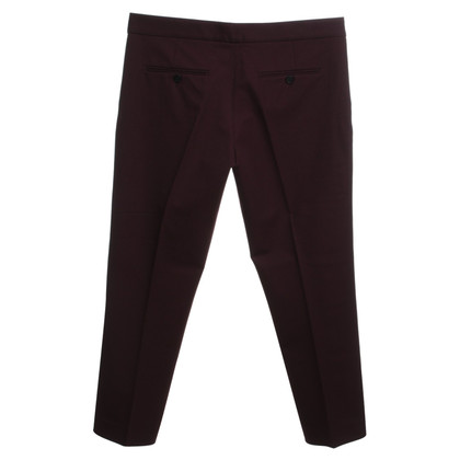 Joseph trousers in Bordeaux