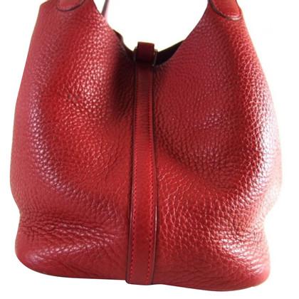 """Hermès """"Picotin Bag"""" van het Leer van Togo"""