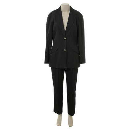 Mugler suit made of wool