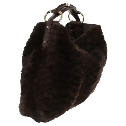 Gucci Handtasche aus Pelz