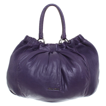 Miu Miu Handbag in purple