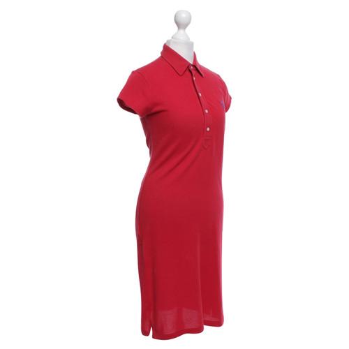 Ralph Lauren Kleid In Rot Second Hand Ralph Lauren Kleid In Rot