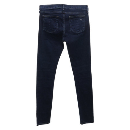 Rag & Bone Jeans in blu scuro