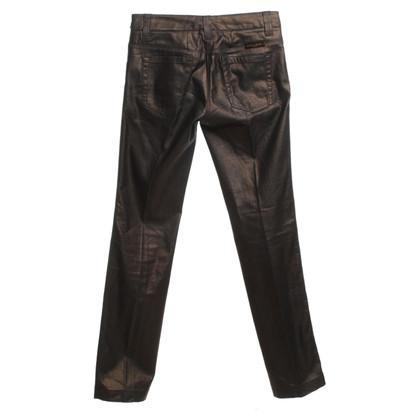Dolce & Gabbana Jeans in Bronze