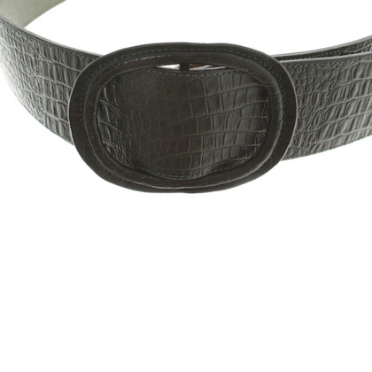 Hugo Boss Belt Green