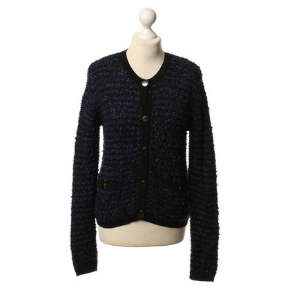 Armani Jeans Cardigan with fancy yarn