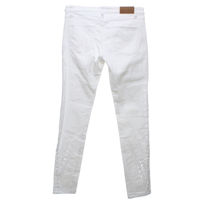 Iro Jeans in white