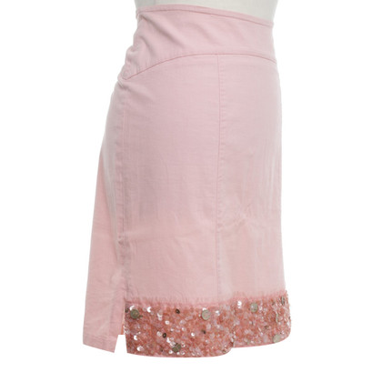 Schumacher skirt in pink