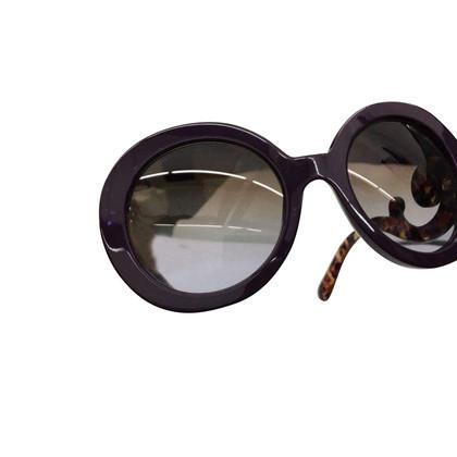 Prada Oversized brillen