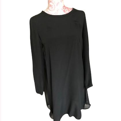 Riani Silk dress in black