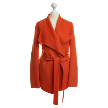 Joseph Wickeljacke in Orange