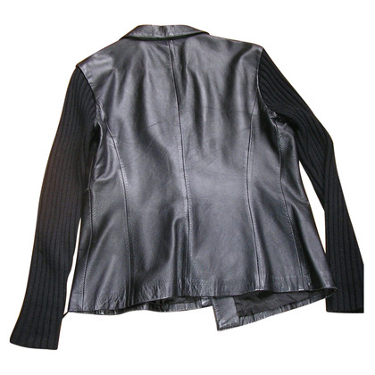 Ferre Jacket of leather / wool