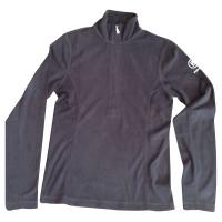 Bogner Zwarte fleece trui