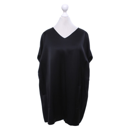 Jil Sander Oversized shirt in black