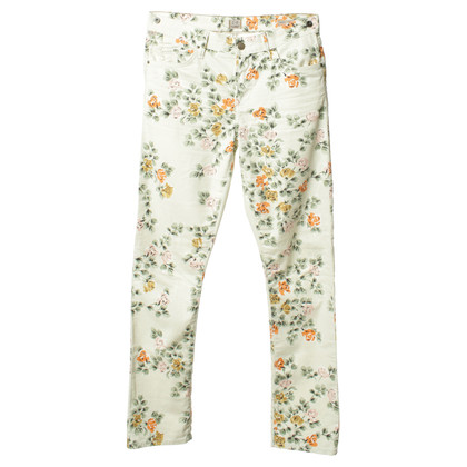 Citizens of Humanity Jeans with floral print