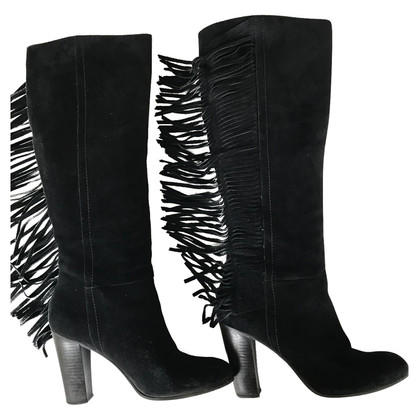 Diane von Furstenberg Boots with fringes