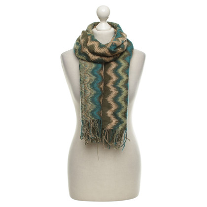 Missoni Colorful scarf