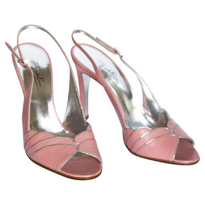 Emilio Pucci Leren sandalen