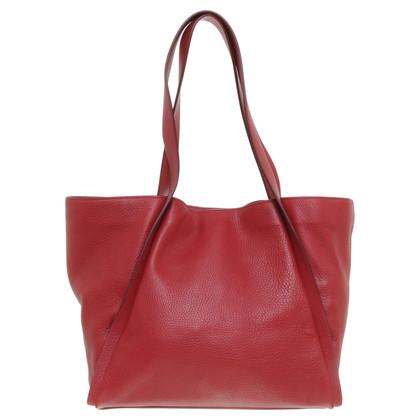 Akris Tote bag leather