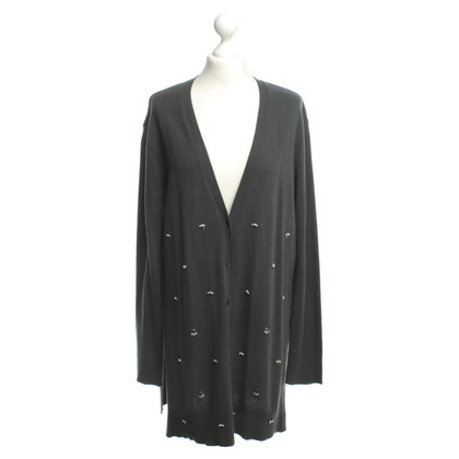 Schumacher Cashmere jacket with applications