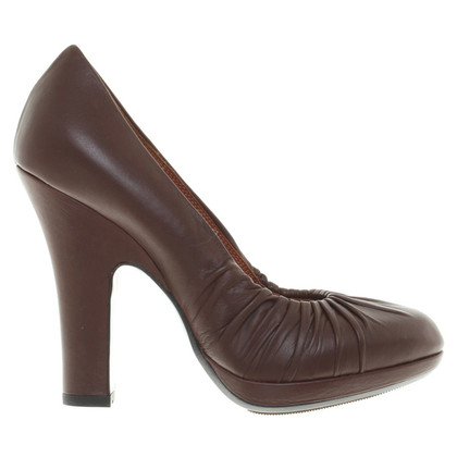Dries van Noten pumps in brown