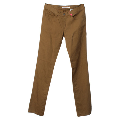 See by Chloé Trousers in ochre