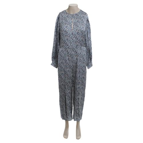 192cc4179257 Stella McCartney Silk jumpsuit with slits - Second Hand Stella ...