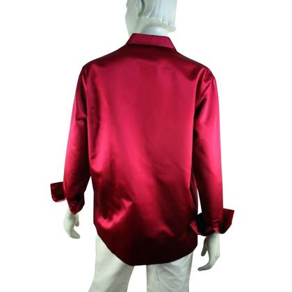 Prada silk blouse