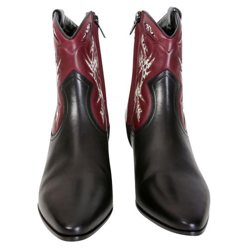 f044271cd1a Saint Laurent Cowboy Boots - Second Hand Saint Laurent Cowboy Boots ...