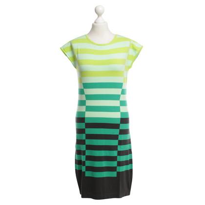 Luisa Cerano Dress with stripes