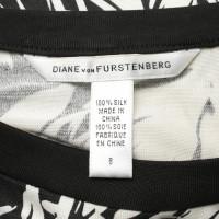 Diane von Furstenberg Abito nel look tropicale