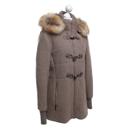 Mabrun Coat in light brown
