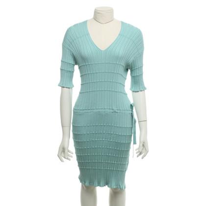 Escada Knit dress in mint green