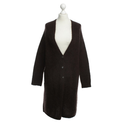 Stefanel Brown Cardigan