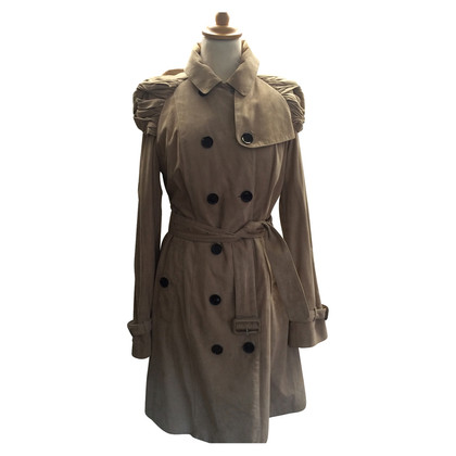 Burberry Prorsum Burberry Prorsum leather coat