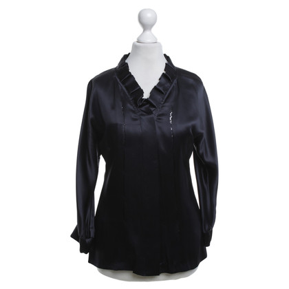 Armani Jeans top from silk satin