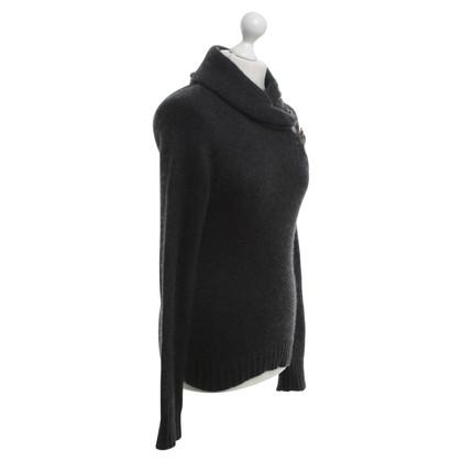 Ralph Lauren Knit sweater in dark gray