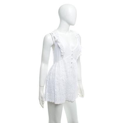 Zimmermann Jumpsuit with lace details