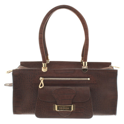 Escada Handbag in brown