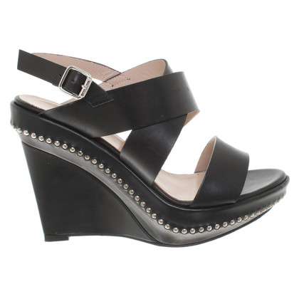 JOOP! Wedges in zwart