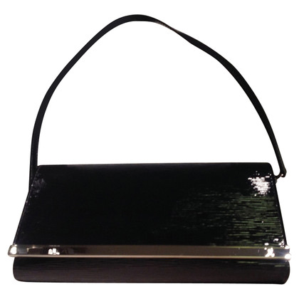 Louis Vuitton clutch in Epi Electric Leather