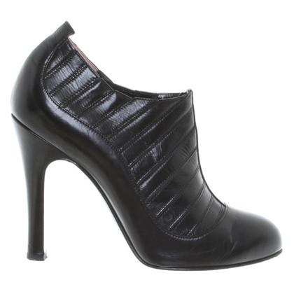 Chanel Stivaletti in nero