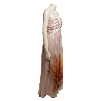 Roberto Cavalli Maxi dress in pink