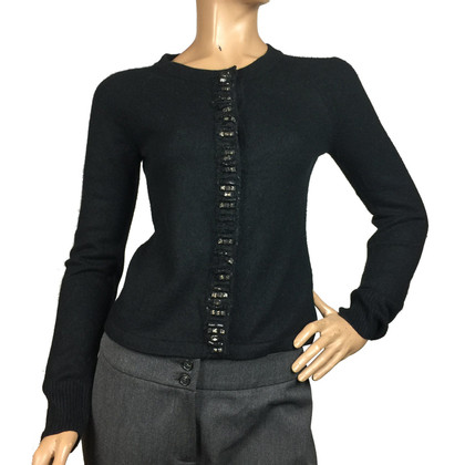 Max Mara Cardigan in wool/cashmere