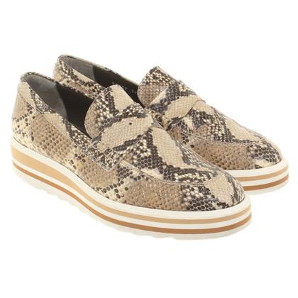 Altre marche Pertini - pantofola modello serpente