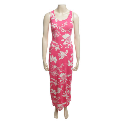 Christian Lacroix Maxi dress with floral print