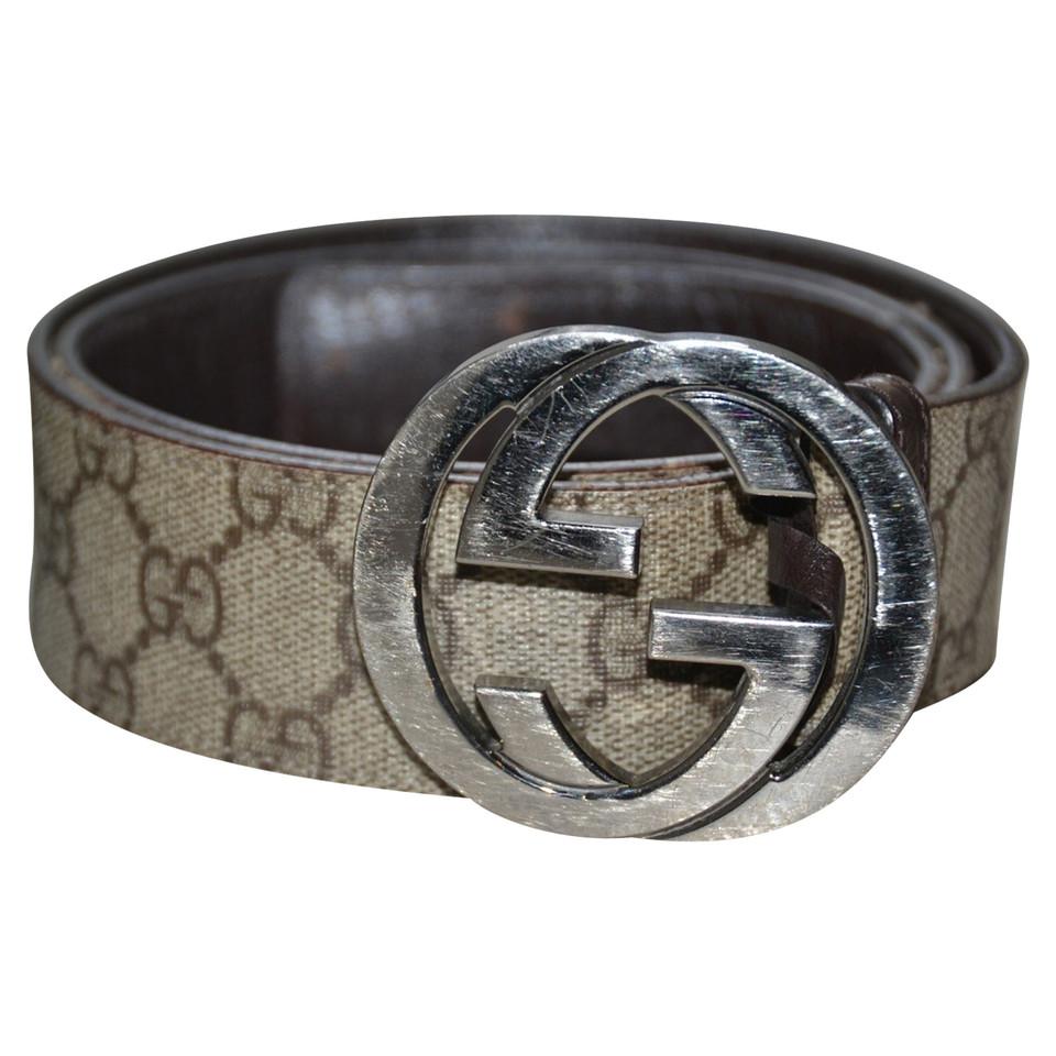 Gucci riem met logo - Koop tweedehands Gucci riem met logo voor u20ac22500 (1625037)