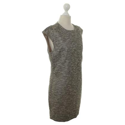 Ted Baker Dress in grey with fancy yarn