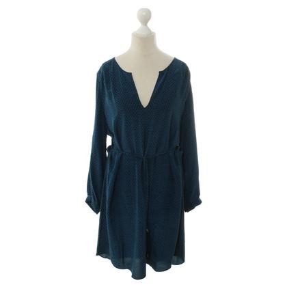 Joie zijden jurk patroon